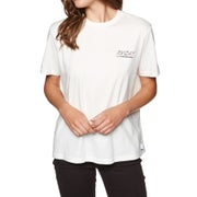 RVCA Deserted Ladies Short Sleeve T-Shirt