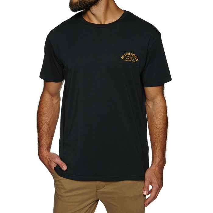 Rip Curl Dingrepair Short Sleeve T-Shirt