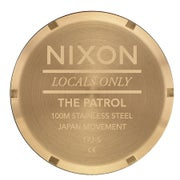Nixon Patrol Mens Watch