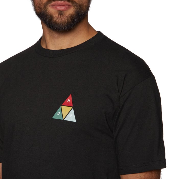 Huf Prism Triangle Short Sleeve T-Shirt