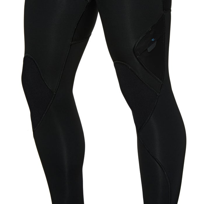 Rip Curl Flashbomb 4/3mm 2019 Zipperless Wetsuit