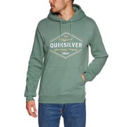 Quiksilver Nowhere North Mens Pullover Hoody