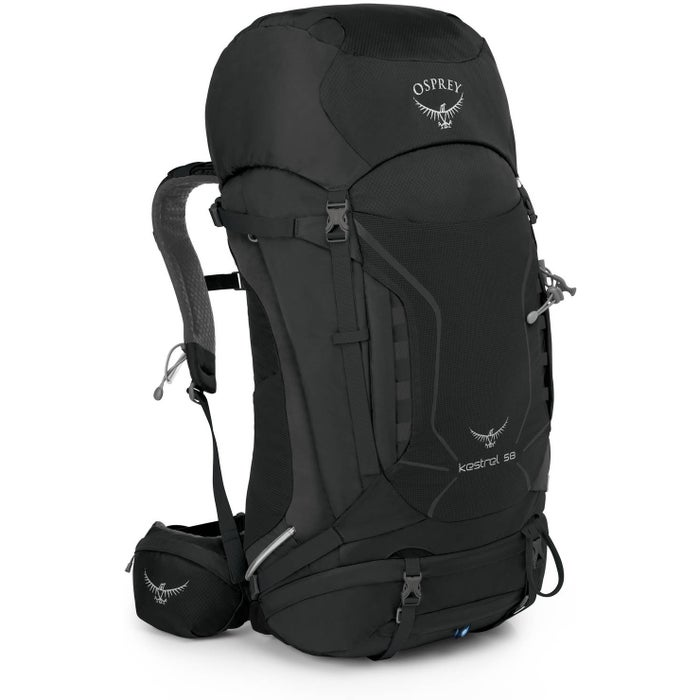 Osprey Kestrel 58 Mens Hiking Backpack