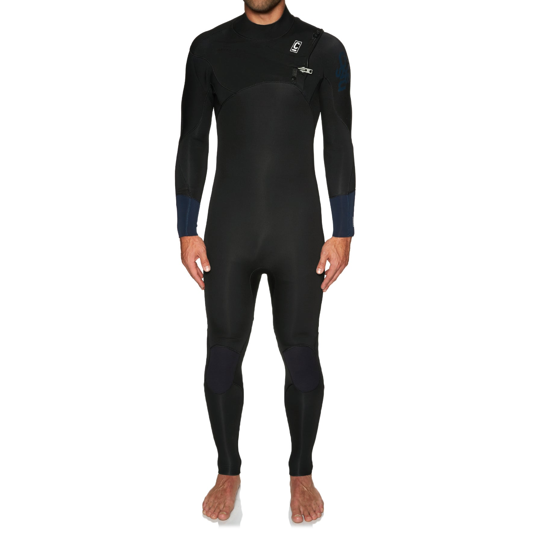 C-Skins Session 5/4/3mm 2019 Chest Zip Wetsuit