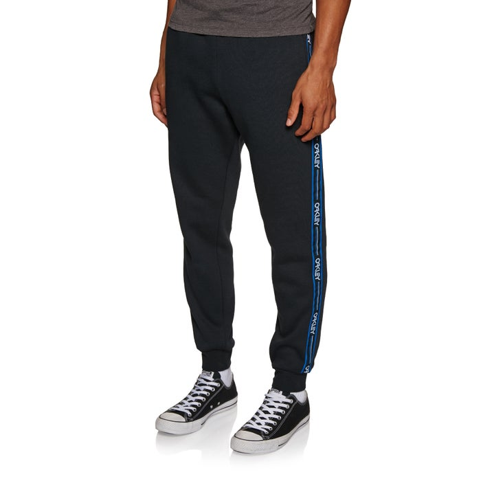 Oakley Street Logo Tape Fleece Jogging Pants