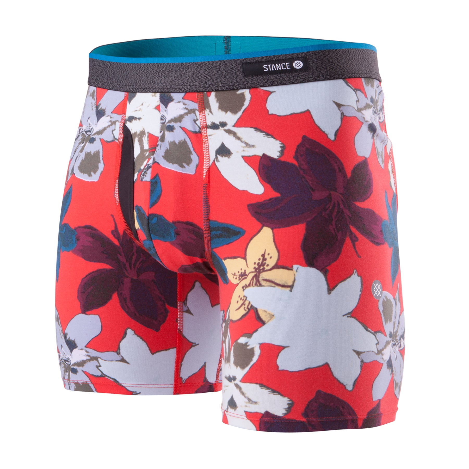 Stance Pop Floral Bb Boxer Shorts