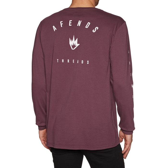 Afends Threads Long Sleeve T-Shirt