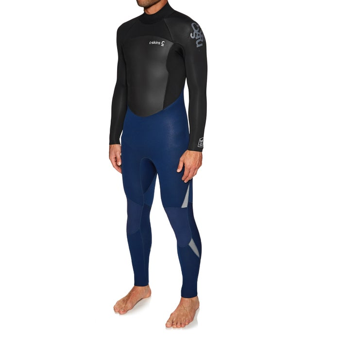 C-Skins Legend 5/4/3mm 2019 Back Zip Wetsuit