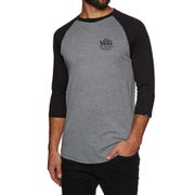 Vans Holder St Raglan Mens Long Sleeve T-Shirt