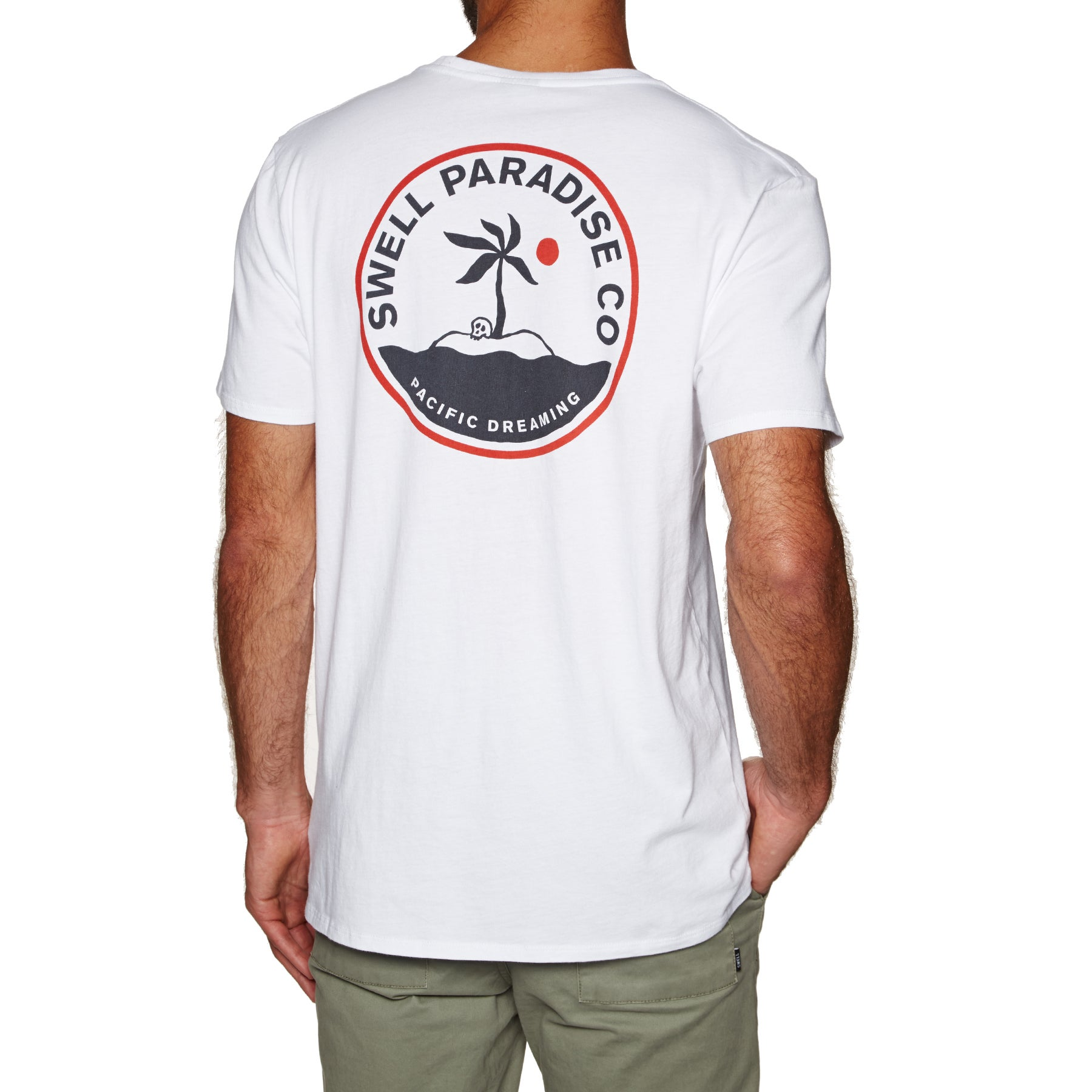 SWELL Pacific Dreams Short Sleeve T-Shirt