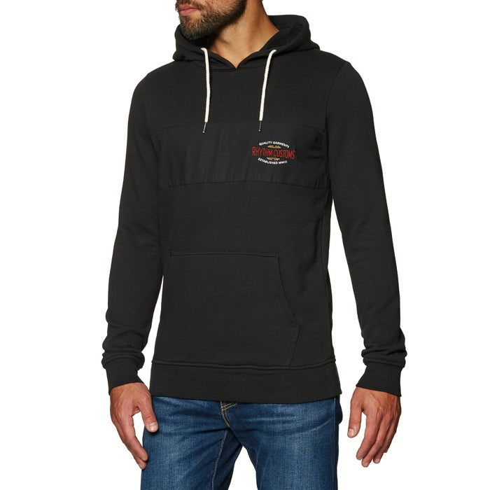 Rhythm Customs Mens Pullover Hoody