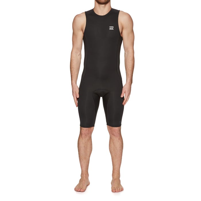Billabong Absolute 2mm 2019 Short John Mens Wetsuit