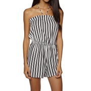 Seafolly Midsummer Stripe Pull On Ladies Playsuit