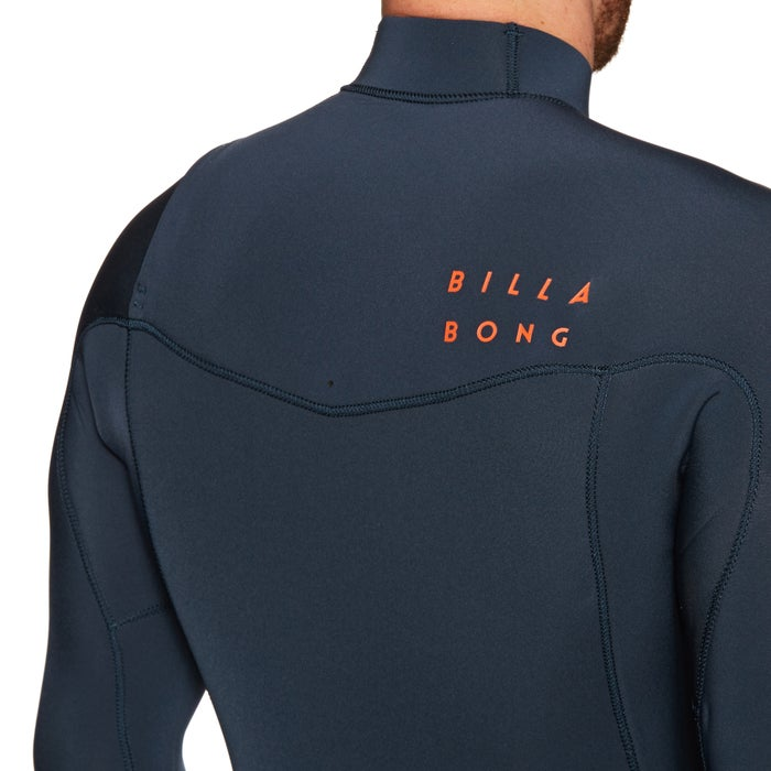 Billabong Furnace Revolution 4/3mm 2019 Chest Zip Mens Wetsuit