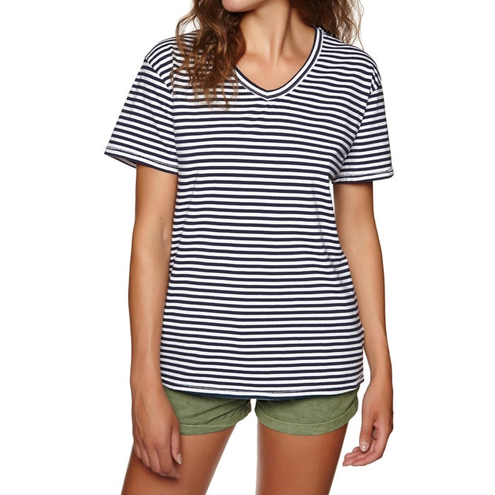 SWELL Trixie V-Neck Ladies Short Sleeve T-Shirt