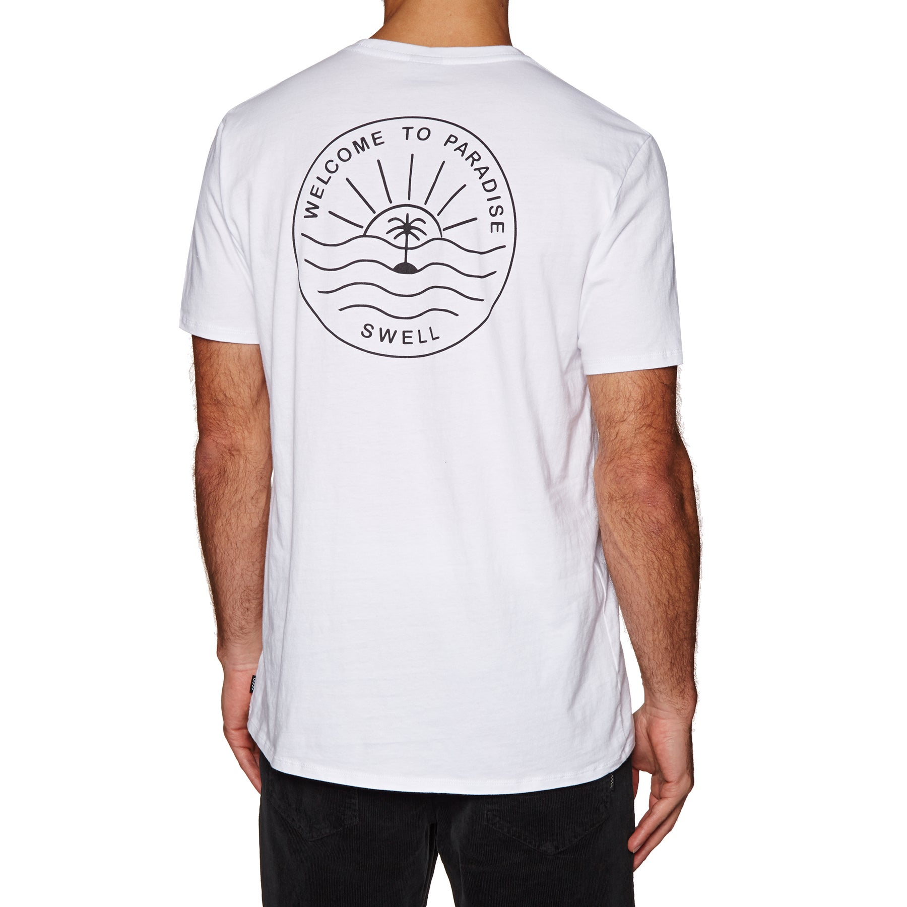 SWELL Jetsetter Short Sleeve T-Shirt