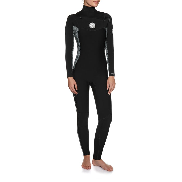 Rip Curl Dawn Patrol 4/3mm 2019 Back Zip Wetsuit