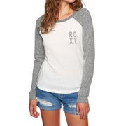 Roxy Trip Party A Ladies Long Sleeve T-Shirt