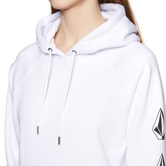 Volcom GMJ Hooded Fleece Ladies Pullover Hoody
