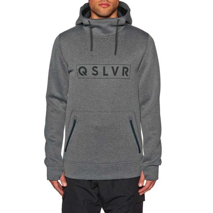Quiksilver Mens Freedom Pullover Hoody