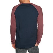Element Blunt Mens Long Sleeve T-Shirt