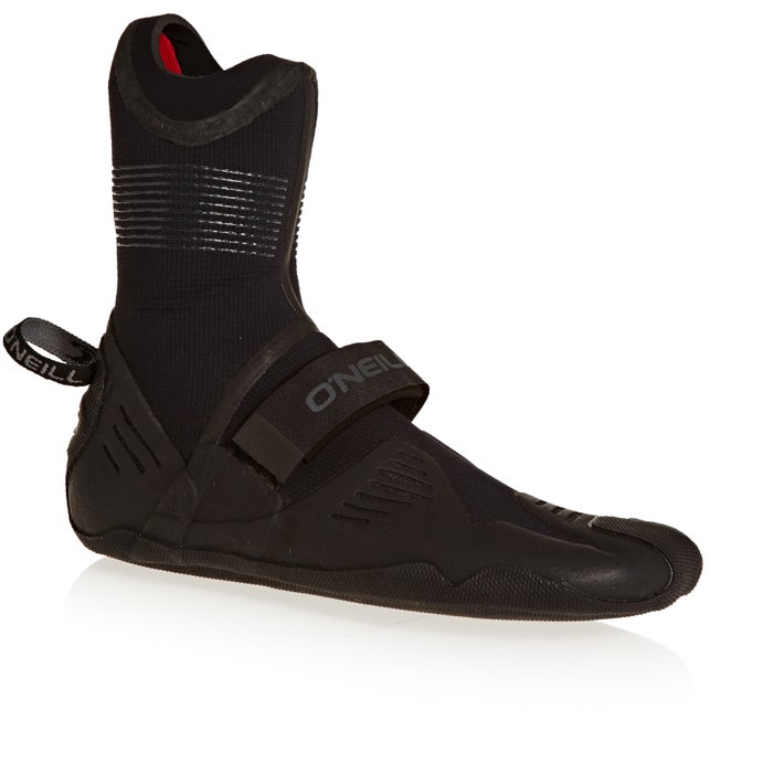 O Neill Psycho Tech 7mm Round Toe Wetsuit Boots