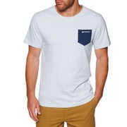 Surf Perimeters In The Pocket Print Mens Short Sleeve T-Shirt