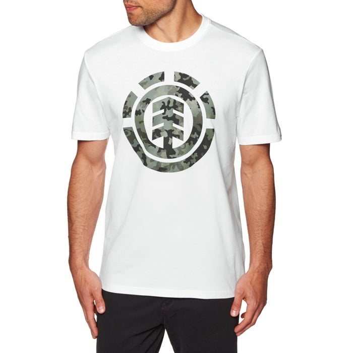 Element Bark Logo Short Sleeve T-Shirt