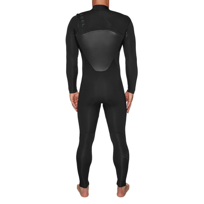 Xcel Axis X 5/4mm 2019 Chest Zip Wetsuit