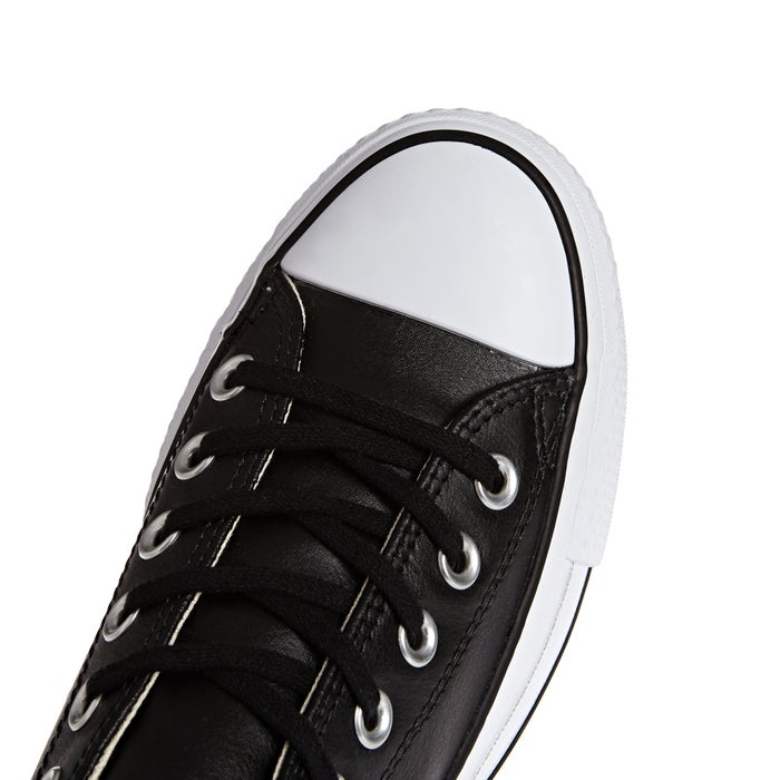 Converse Chuck Taylor All Star Lift Clean Ox Ladies Shoes