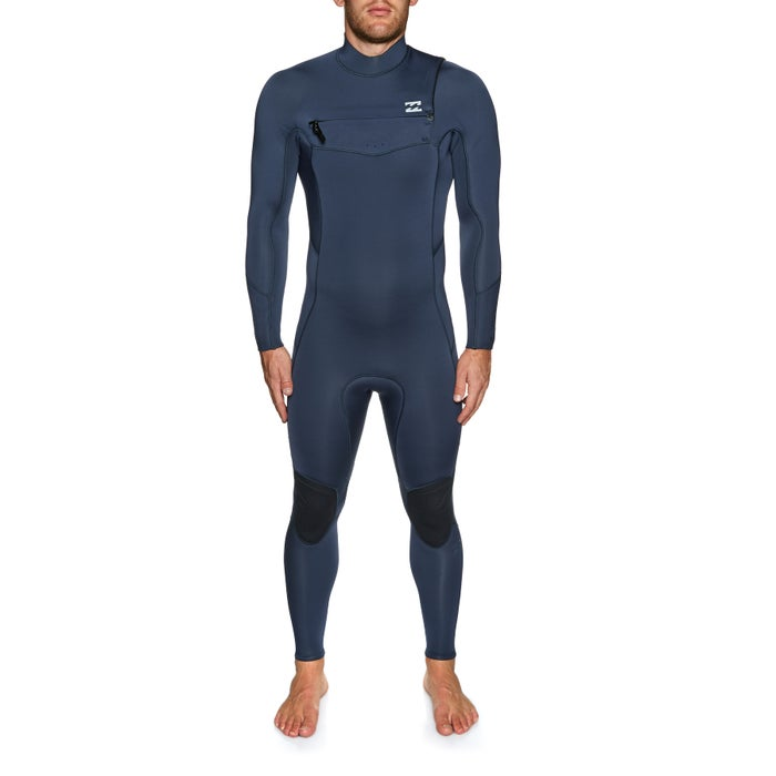 Billabong Furnace Absolute 4/3mm Chest Zip Mens Wetsuit