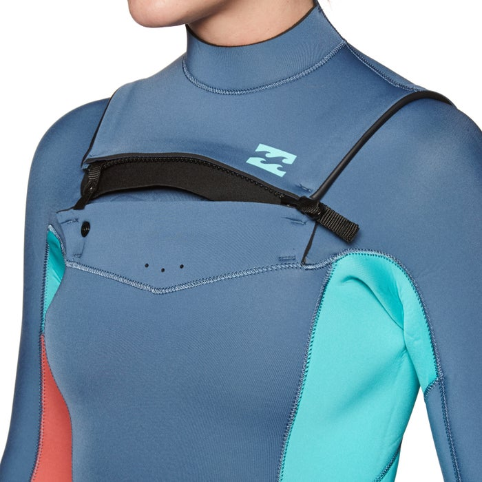 Billabong Furnace Synergy 5/4mm 2019 Chest Zip Wetsuit