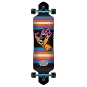 Santa Cruz Screaming Hand Neon 41 Inch Longboard