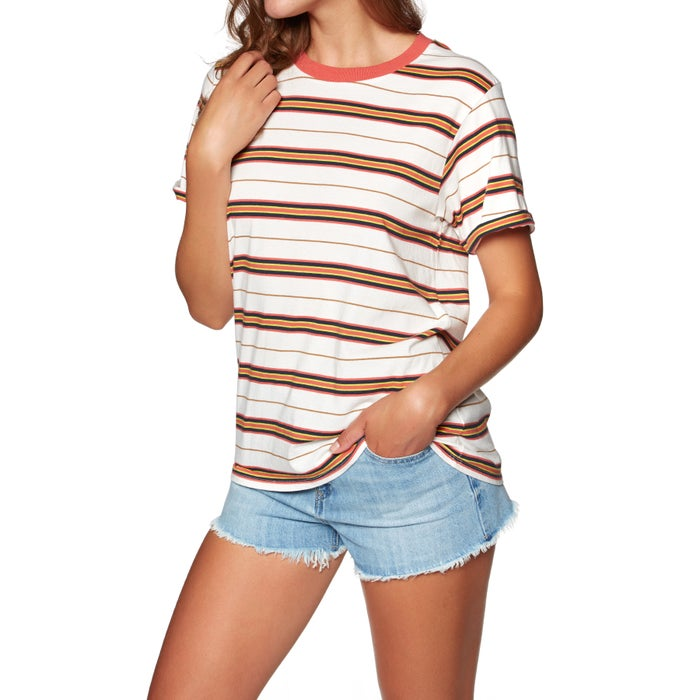 SWELL NINA Y/D TEE Ladies Short Sleeve T-Shirt