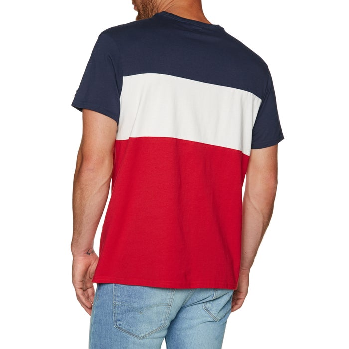 Levis Colourblock Short Sleeve T-Shirt
