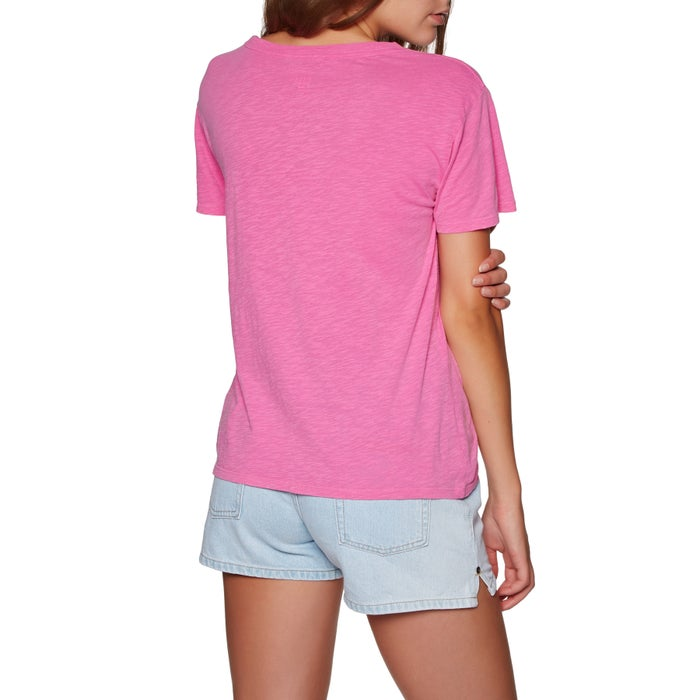 Billabong Im A Rebel Ladies Short Sleeve T-Shirt