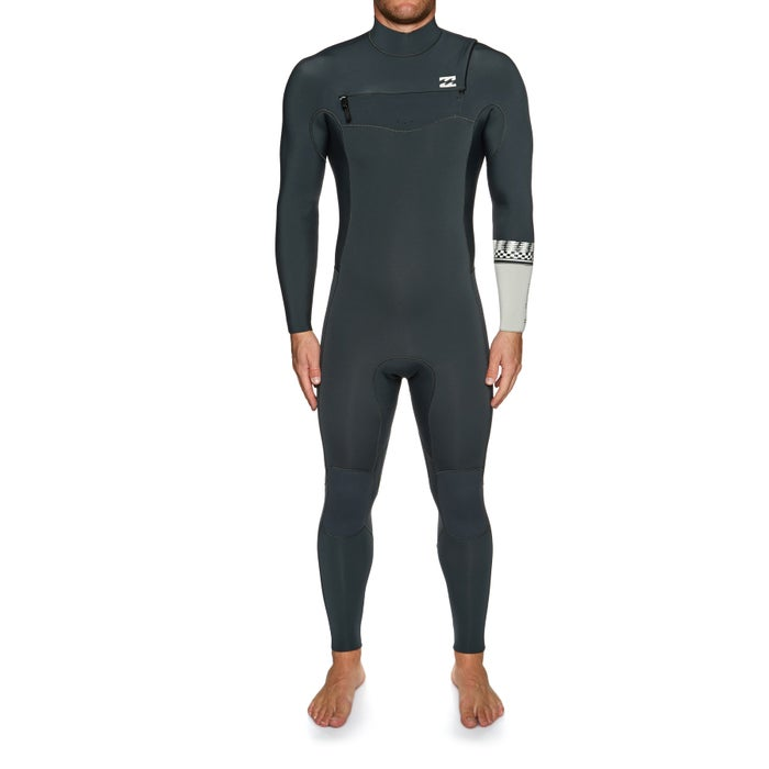 Billabong Furnace Revolution 5/4mm 2019 Chestzip Wetsuit