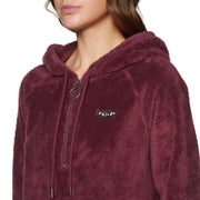 Volcom Snugz N Hugz Ladies Zip Hoody