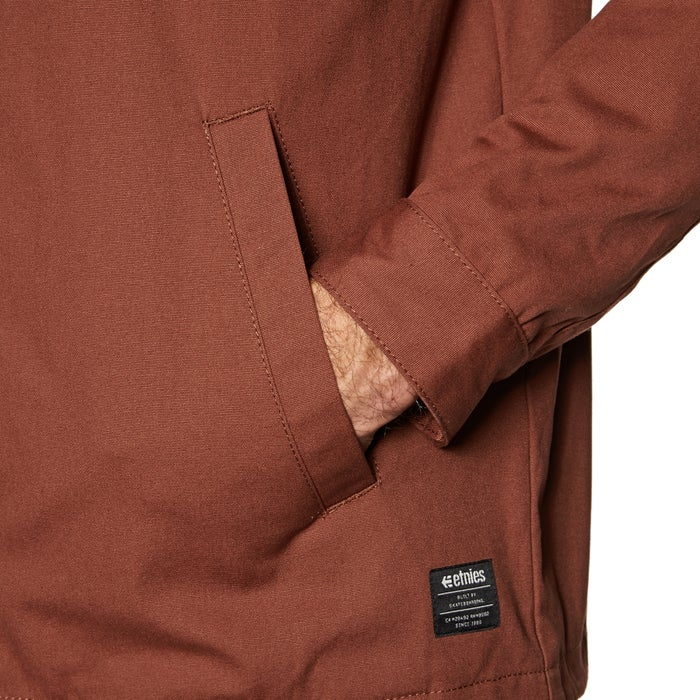 Etnies Staple Coaches Jacket