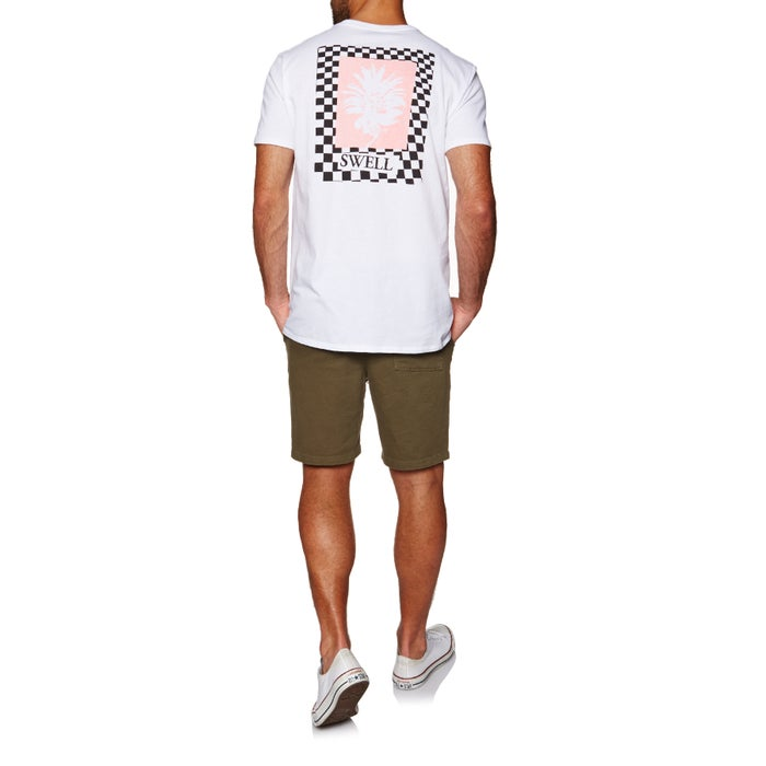 SWELL Check Yo Self Mens Short Sleeve T-Shirt