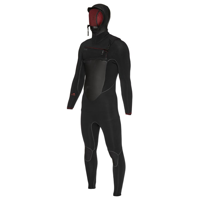 Xcel DrylockX 5/4mm 2019 Chest Zip Hooded Wetsuit