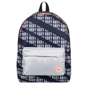 Roxy Sugar Baby Silver Ladies Backpack