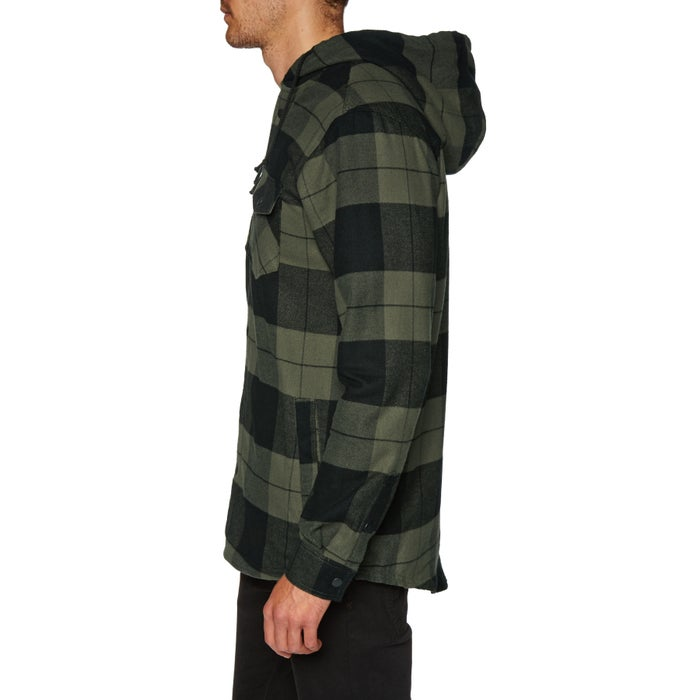 SWELL Protest Hooded Shirt
