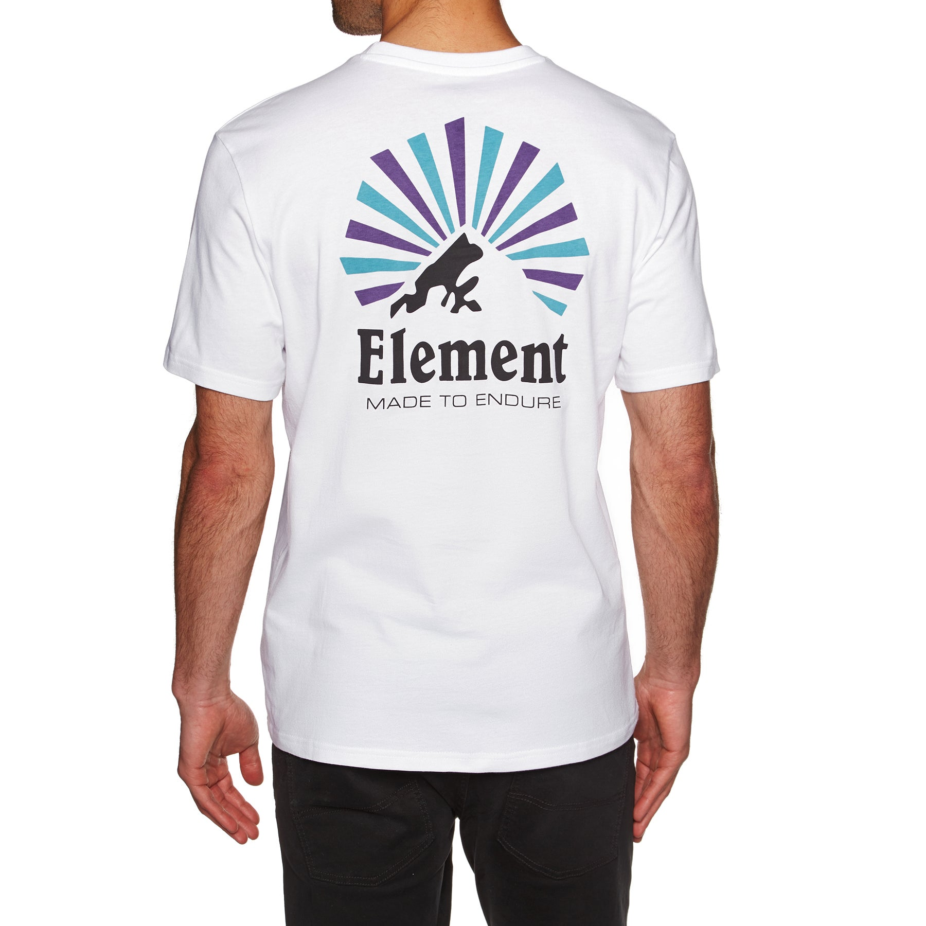 Element Rising Short Sleeve T-Shirt