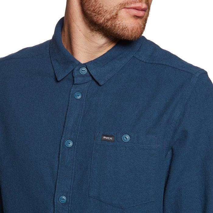 RVCA Public Works Ls Shirt