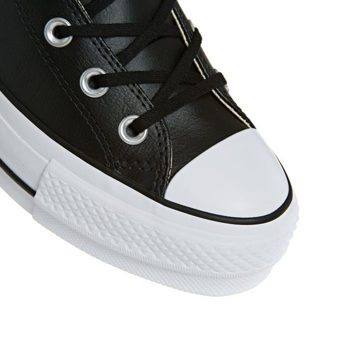 Converse Chuck Taylor All Star Lift Clean Hi Ladies Shoes