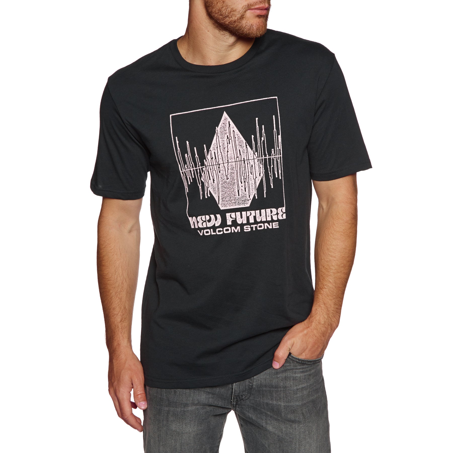 Volcom Lay It Down Basic Short Sleeve T-Shirt