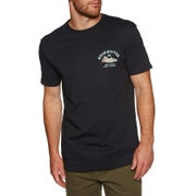 Quiksilver Fish And Chicks Mens Short Sleeve T-Shirt