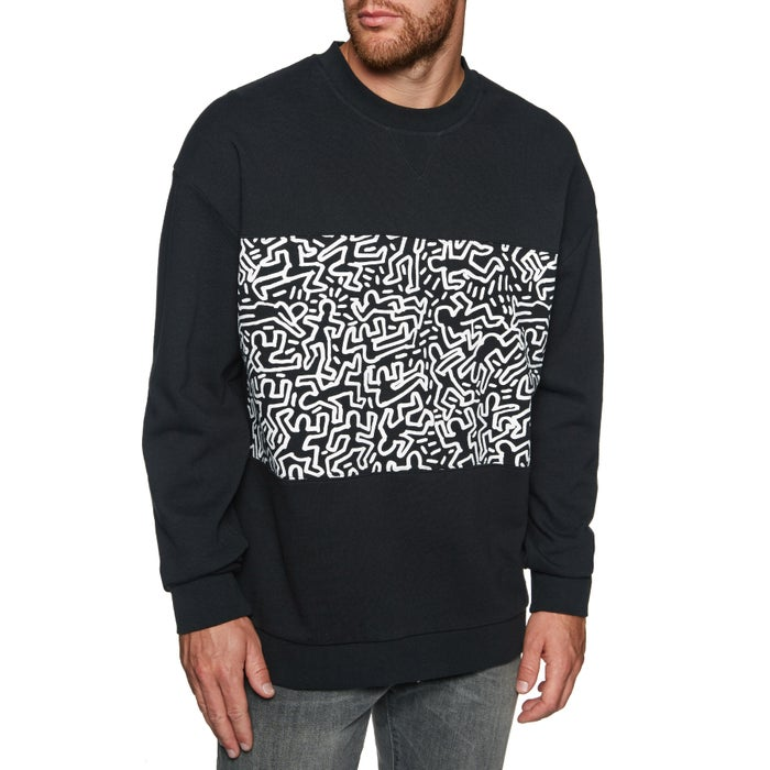 Element KH Panel Crew Sweater
