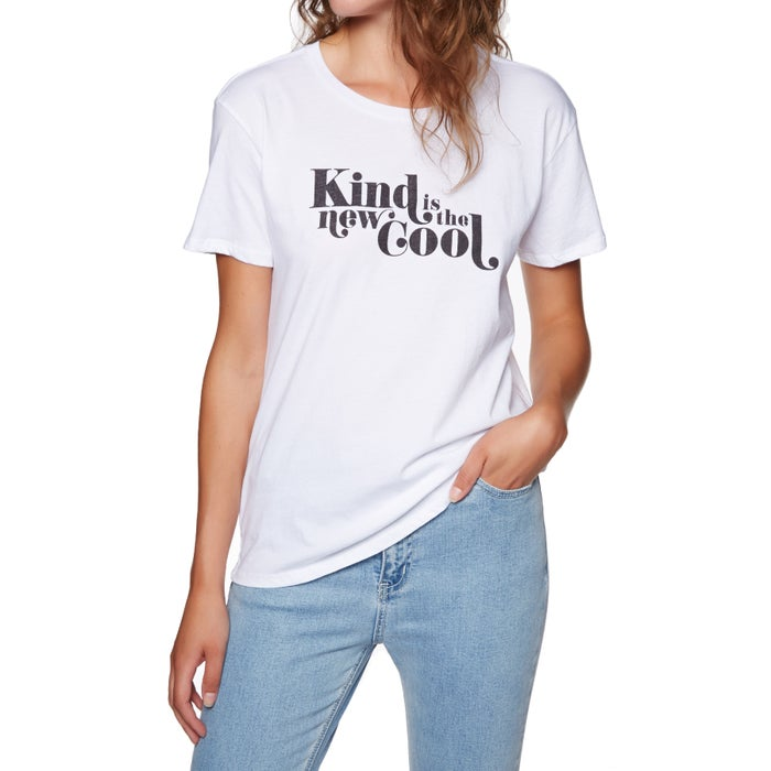 Amuse Society Kind Is The New Cool Ladies Top